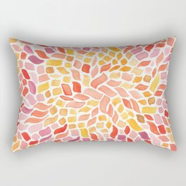 The Fire In Our Hearts Will Surely Continue Rectangular Pillow