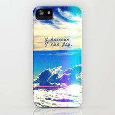 I believe I can fly - for iphone iPhone (5, 5s) Slim Case