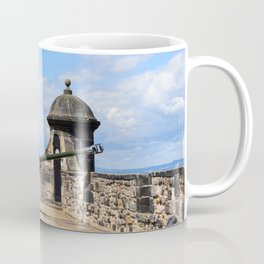 Edinburgh Cannon Scotland Soldiers Cities soldier Coffee Mug