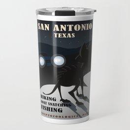 CPS: San Antonio, TX Travel Mug