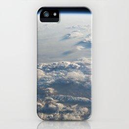 INDIA HIMALAYAS GLACIERS SNOW iPhone Case