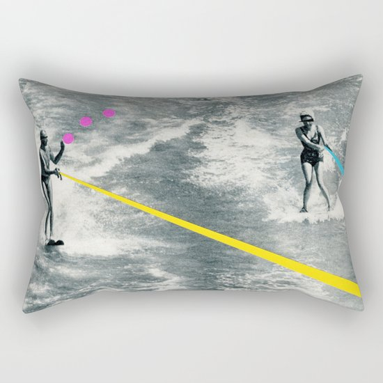 Competitive Strategy Rectangular Pillow