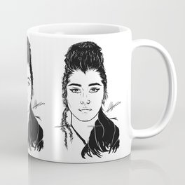 Lauren Jauregui/Mulan Original Design Digital Painting Coffee Mug