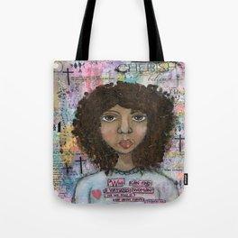 Virtuous Woman Tote Bag