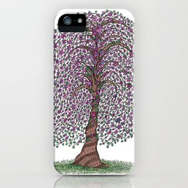 A tree of legend iPhone Case