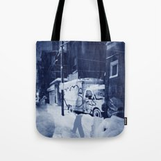 WinterTime Wreka Tote Bag