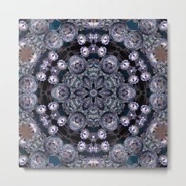 crystal star 1 Metal Print