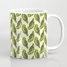 parrot bird pattern Coffee Mug