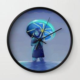 Water Wall Clock