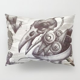 the collector Pillow Sham
