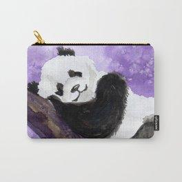 Panda bear sleeping Carry-All Pouch
