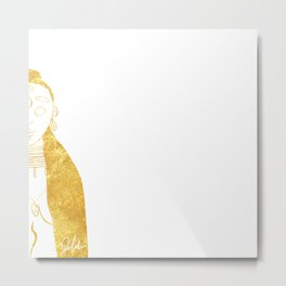 One part of two - Left Metal Print