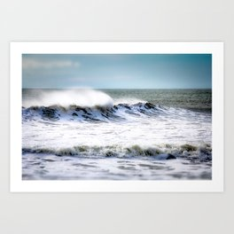 Sea Spray Art Print