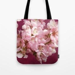 Peachblossom Tote Bag