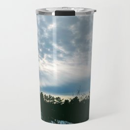 Rolling clouds Travel Mug