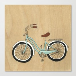 Wanna Ride Bikes? Canvas Print