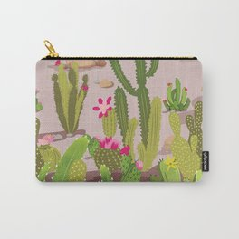 Cactus Variety 2 Carry-All Pouch