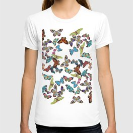 Butterfly Invasion T-shirt