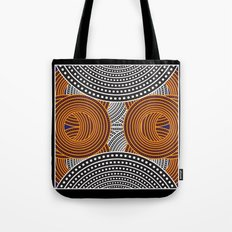 Modern Aboriginal Tote Bag