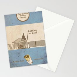 Looking for Love / a Zak & Dean Adventure Stationery Cards