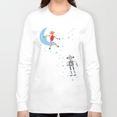 Music in Space Long Sleeve T-shirt