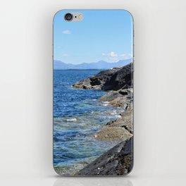 Hebrides Cliffs iPhone Skin
