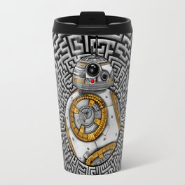 Aztec BB8 BB-eight droid robot iPhone 4 4s 5 5c 6, pillow case, mugs and tshirt Travel Mug
