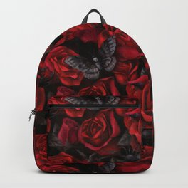 Bugs and Roses Backpack