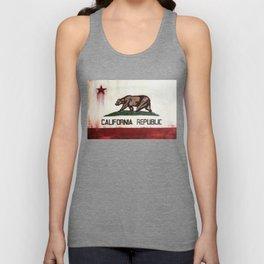 CALIFORNIA REPUBLIC Unisex Tank Top