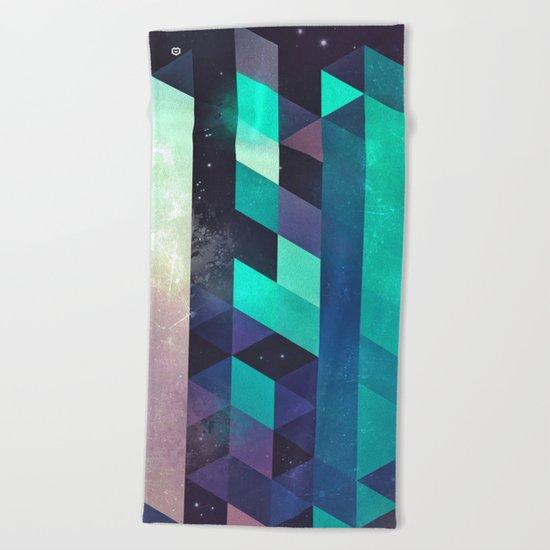 cryxxstyllz Beach Towel