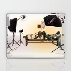 Studio Shoot  (Miku Version) Laptop & iPad Skin