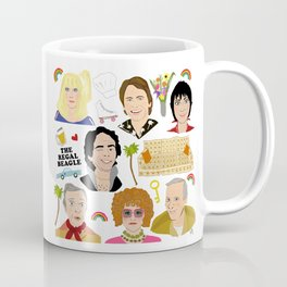Three's Company Universe Coffee Mug