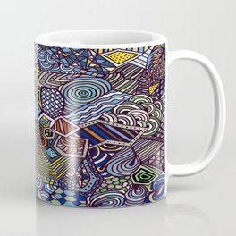 Midnight Wanderlust Coffee Mug