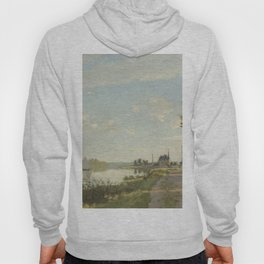 Claude Monet Argenteuil c. 1872 Painting Hoody