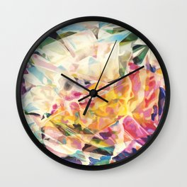 Gemstone II Glump Wall Clock