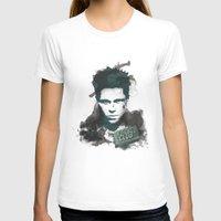 tyler durden T-shirts featuring Tyler Durden by thiagoilustrador