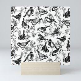 Birds Mini Art Print
