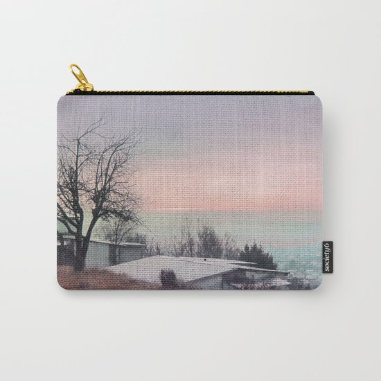 Pastel vibes 06 Carry-All Pouch