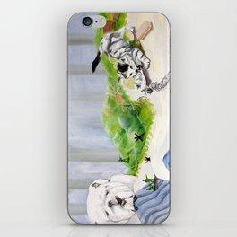 Normandy (Churchill VS Hitler) iPhone Skin