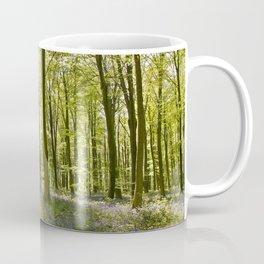 Bluebells of Micheldever Wood Coffee Mug