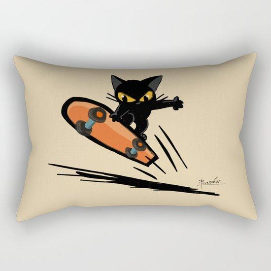 Boarder Rectangular Pillow