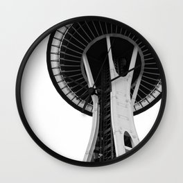 Variation on a Needle Wall Clock