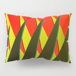 Saw teeth Pillow Sham