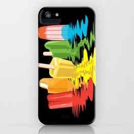 Summer of Melted Dreams iPhone Case