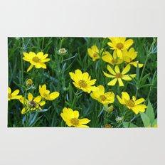 Prairie Flowers 2 Rug