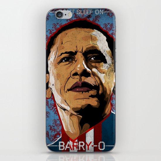 Don't Sleep on Barry O iPhone & iPod Skin