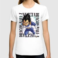 vegeta T-shirts featuring Vegeta by Neo Crystal Tokyo