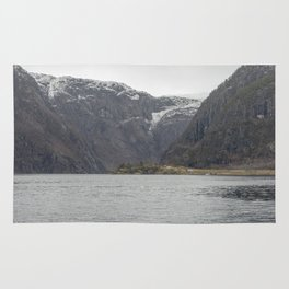Norwegian fjords Rug