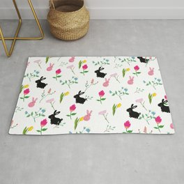 Spring and Easter joy Rug
