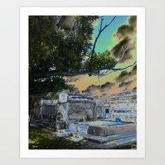 greenwood1 Art Print